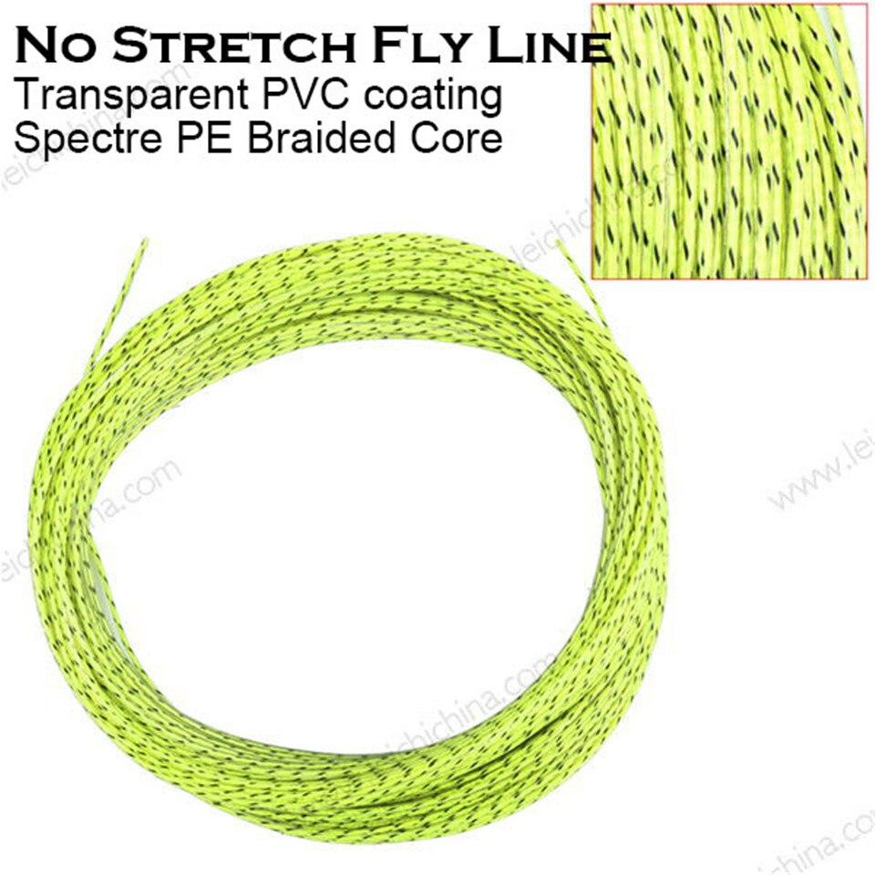 ⃝Maximumcatch sin estirar Fly línea trenzada connectcore PVC 5WT ...