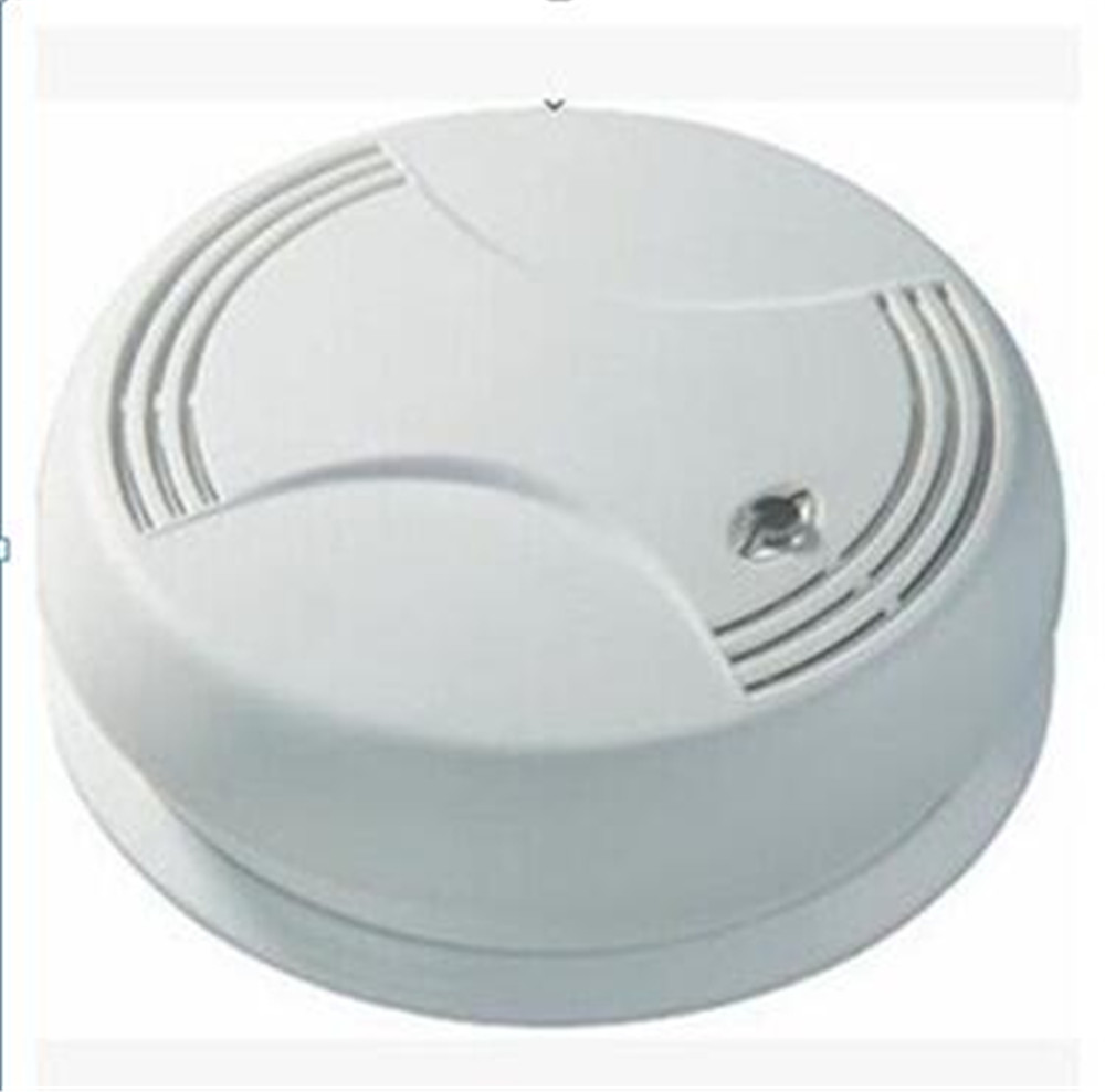 Independant Wired Smoke Sensor For Burglar Alarm System