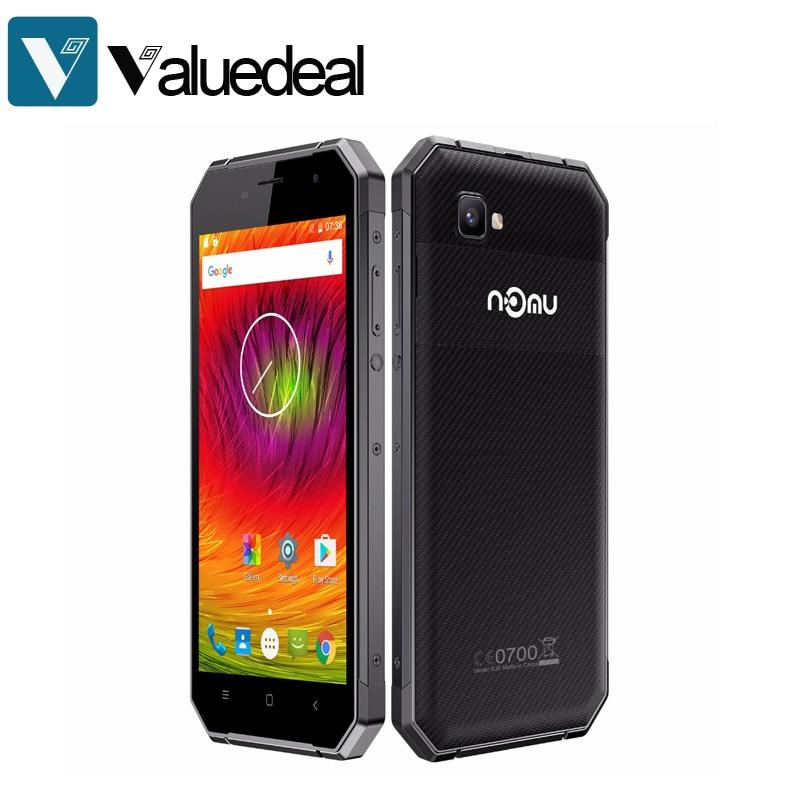 Цена за Оригинал Ному S30 5.5 дюймов Водонепроницаемый Смартфон 1080*1920 MT6755 5000 мАч Android 6.0 окта основные 4 ГБ RAM 64 ГБ ROM 4 Г LTE телефон
