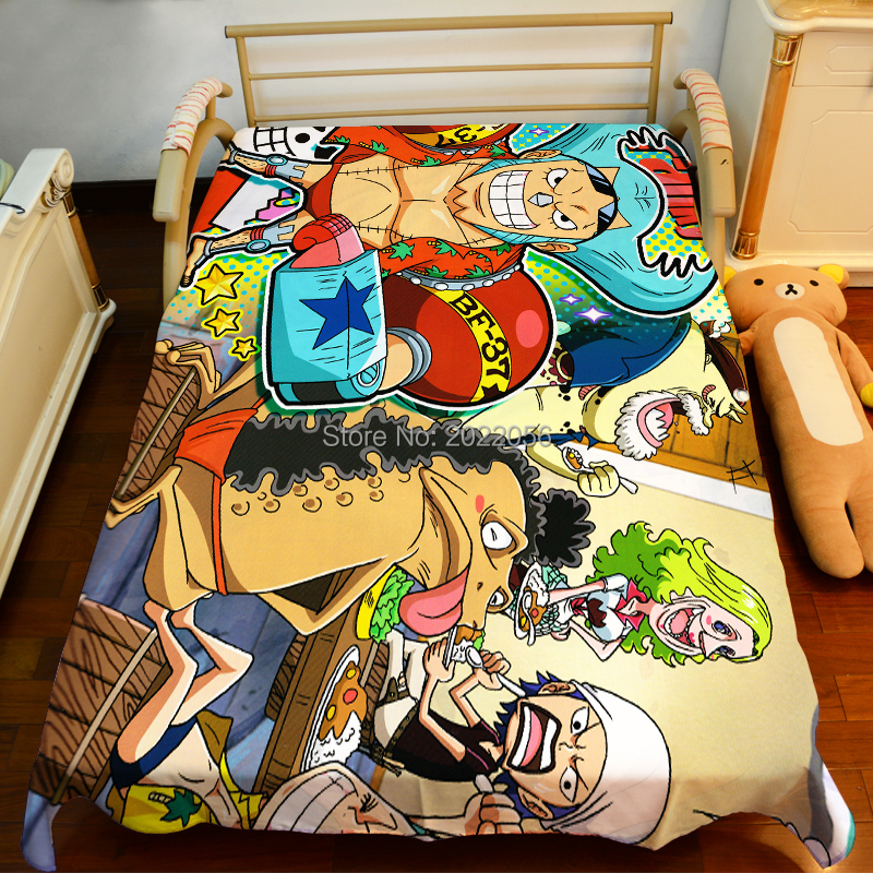 Funda Nordica One Piece.Us 49 99 Anime Manga One Piece Bed Sheet 150 200cm Bedsheet 010 In Sheet From Home Garden On Aliexpress 11 11 Double 11 Singles Day