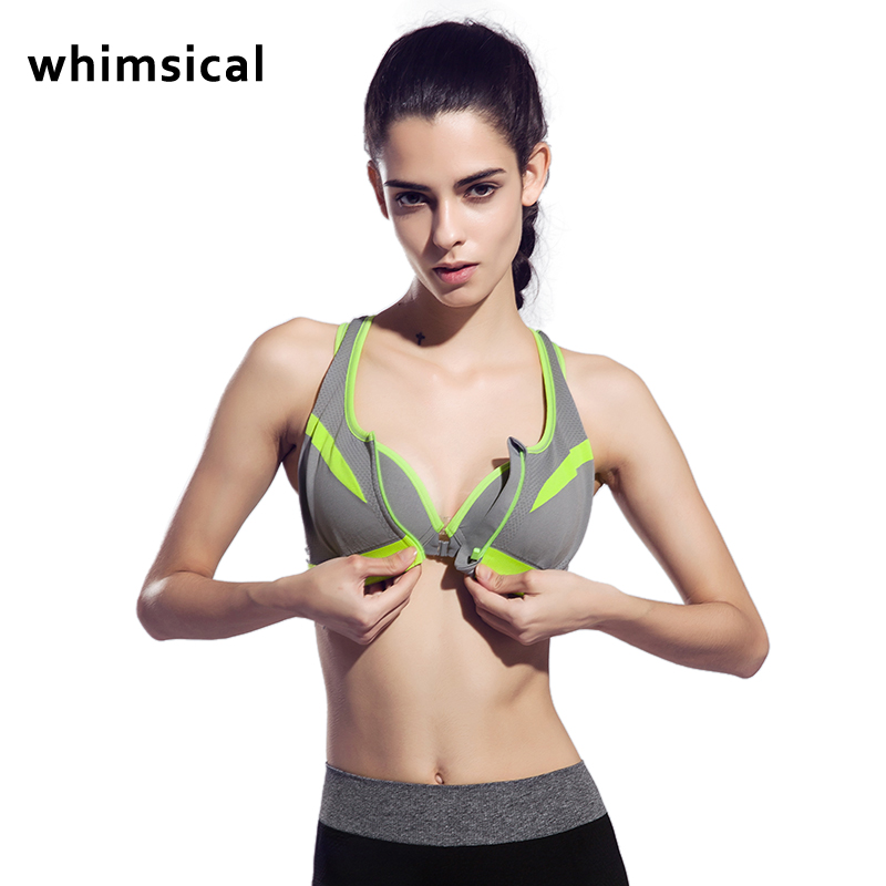 Whimsical Sexy Double Layer High Impact Push Up Sports