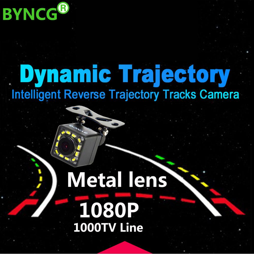 Автомобильная камера заднего вида, универсальная Водонепроницаемая камера ночного видения с 12 светодиодами, CCD, HD, 2019