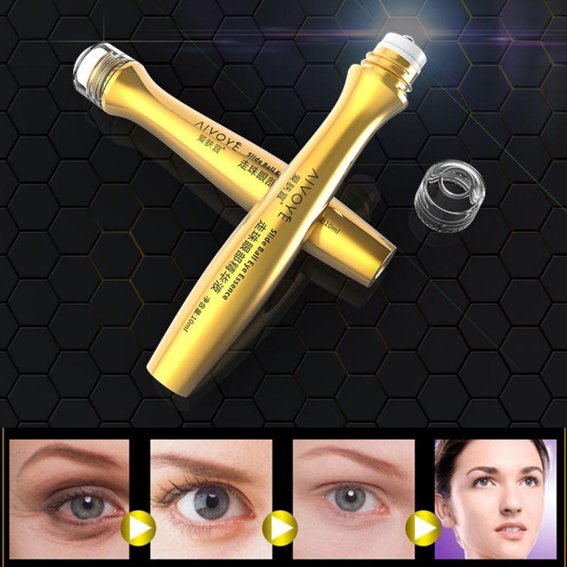 Remove Dark Circle Wrinkle 24K Golden Collagen Firming Eye Cream Serum Repair Maquiagem NEWH3 6