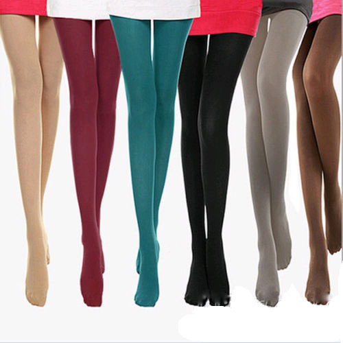 1pc Big Size Women Sexy Pantyhose,120D Velvet Spring Autumn Panty Hose,Nylon Elastic Step Foot Seamless Tights Stockings Hosiery 1