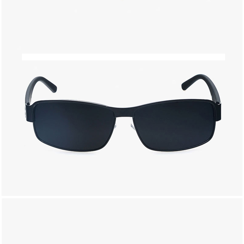 Image 5 - High quality Square Sunglasses Polarization Driving Sunglasse men Free shipping UV400 HD Comfortable Sunglasses Men-in Driver Goggles from Automobiles & Motorcycles