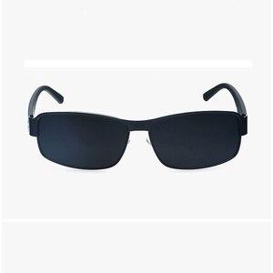 Image 5 - 高品質の正方形サングラス偏駆動なサングラス男性送料無料 UV400 HD 快適なサングラス男性