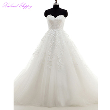 LCELAND POPPY Wedding Dresses A-line Floor Length