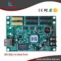 BX-5QL асинхронный RGB полноцветный 16 К пикселей СВЕТОДИОДНЫЕ Панели Управления Экрана Карты С USB порта Поддержка P3, P4, P5, P6, P7.62, P8, P10, P16