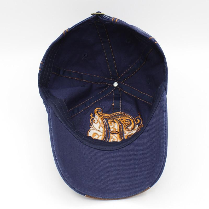 100% բամբակյա բեյսբոլի գլխարկ Snapback - Հագուստի պարագաներ - Լուսանկար 6