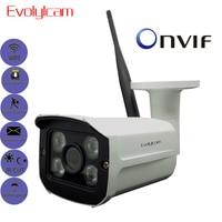 HD 1080P 2MP Wireless IP Camera Micro SD TF Card Onvif P2P Phone View Wifi CCTV