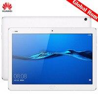 10.1 Original Huawei MediaPad M3 Lite 10 BAH AL00 4G Phone Call Global Tablet SnapDragon 435 Octa Core 3GB 32GB EMUI 5.1 GPS