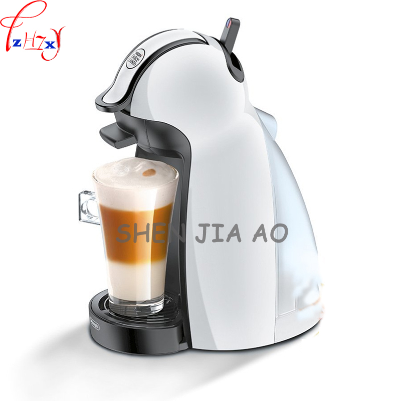 15 bar Household Capsule Coffee Machine Semi - automatic Italian espresso machine coffee machine 220V 1PC цена 2017