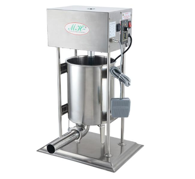 10L Vertical Commercial Electric Sausage Filling Machine 304 Stainless Steel Automatic Sausage, Ham Sausage Filling  Machine