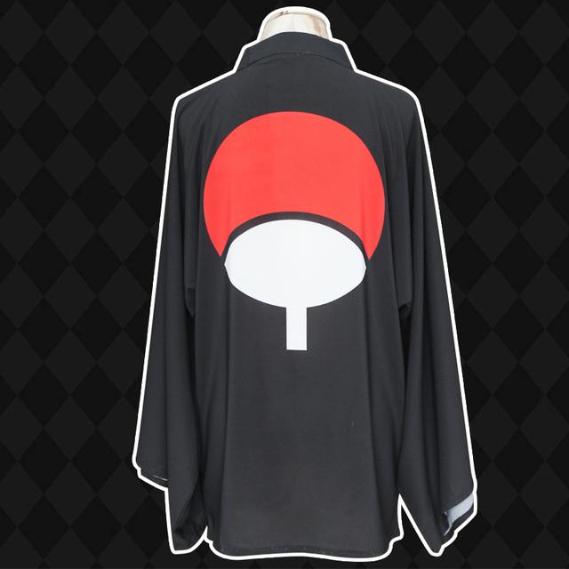 Akatsuki Uchiha Sasuke Cosplay