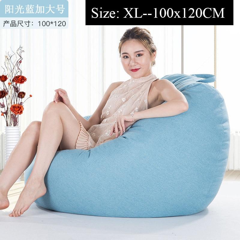 light blue-XL