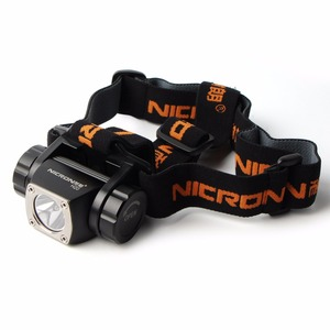 Image 4 - Светодиодный фонарь NICRON, алюминиевый фонарь, 380 лм, 150 м, для наружного использования, H20
