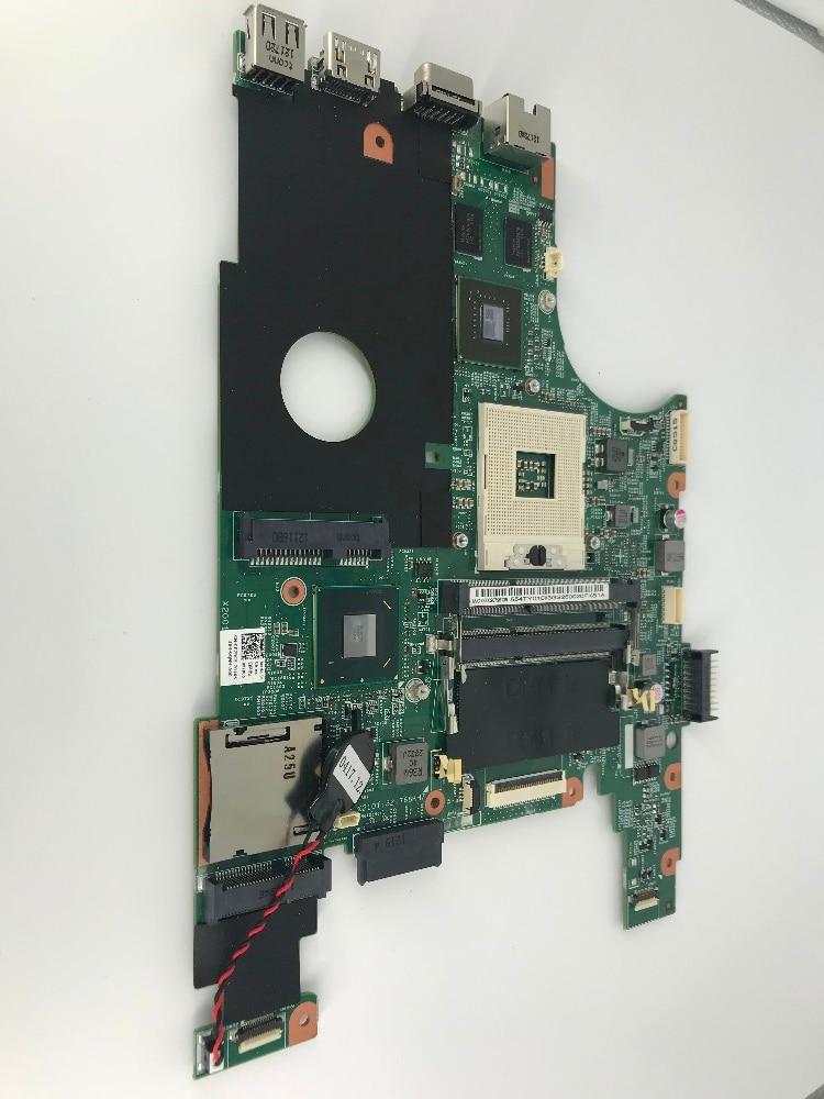 FOR V3420 3420 V2420 2420 CN 0P7RC5 0P7RC5 P7RC5 Laptop Motherboard SLJ8F N13M GS A2 GPU DDR3 100%Testing work