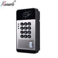 I20s VOIP аудио домофон телефон электронный протокол SIP дверной звонок с PoE питание
