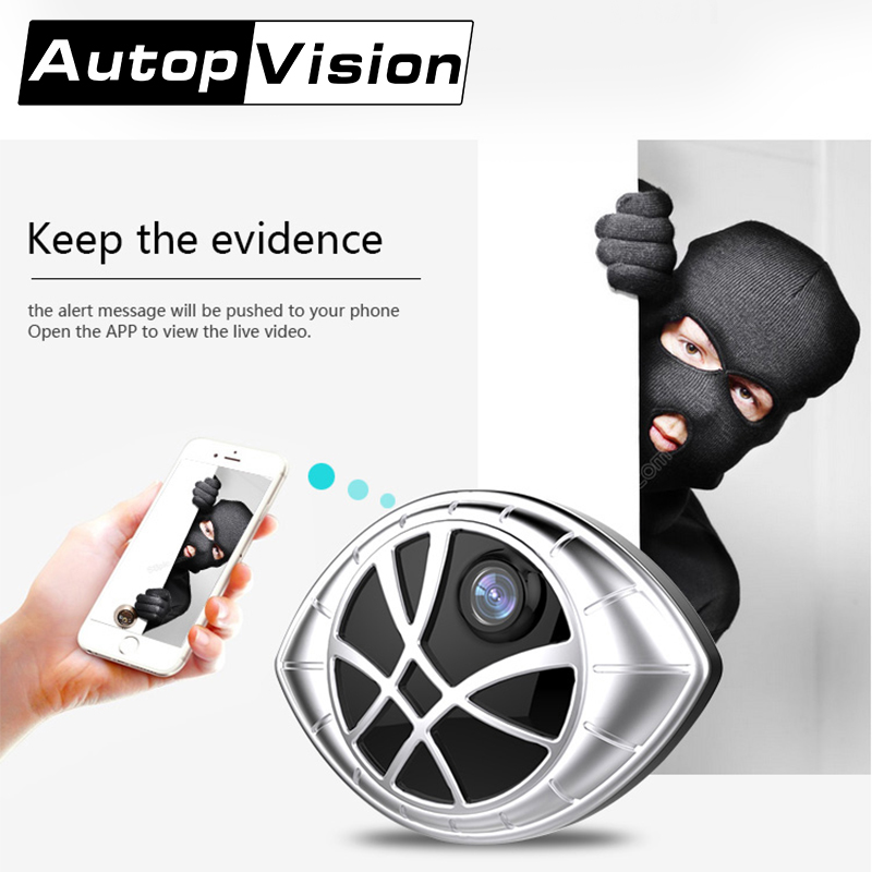 AI-338S Silver New 720P Security Wifi Mini Camera Built-in Battery And 32G Storage Point To Point Bicycle Car DVR CameraAI-338S Silver New 720P Security Wifi Mini Camera Built-in Battery And 32G Storage Point To Point Bicycle Car DVR Camera