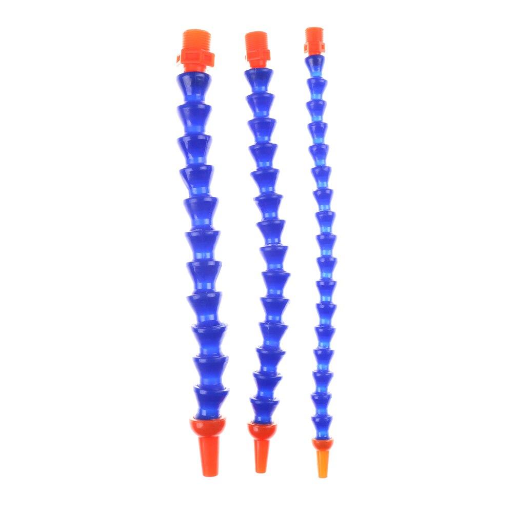 Rohrverbindungsstücke 1/4 3/8 1/2 gewinde 30 Cm Blau Zündkerze Rohr Kondensator Universal Drehmaschine Maschine Bambus Rohr Wasser Rohr Plasti Kühlung Rheuma Und ErkäLtung Lindern
