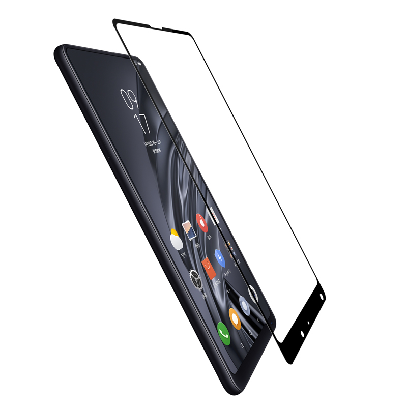 For xiaomi mix 2s glass screen protector 5.99'' NILLKIN 9H 2.5D 0.33 mm Tempered Glass Screen Protector for xiaomi mi mix 2s