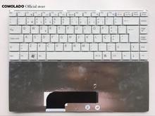 PO Portugal Keyboard For Samsung N210 N220 N220P N315 N260 N230 white Laptop keyboard PO layout цена в Москве и Питере