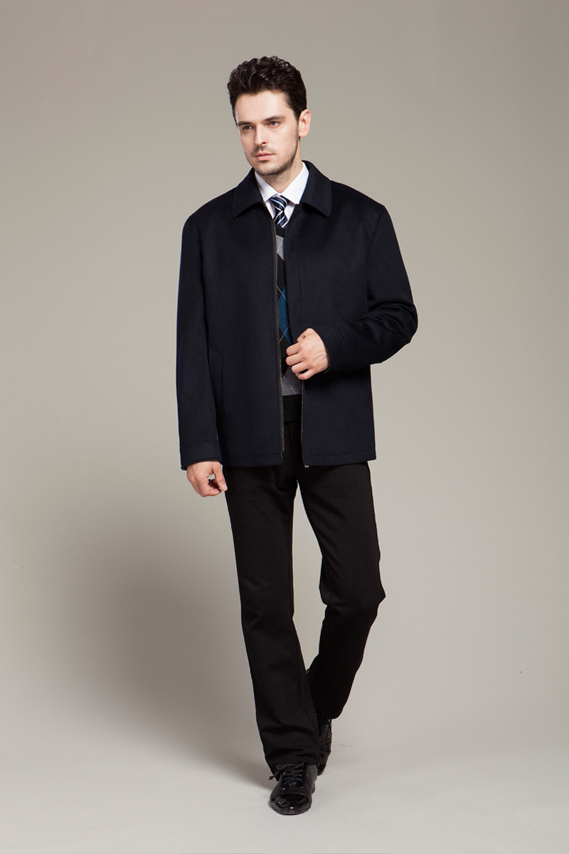 100 Cashmere Coats For Men | Down Coat