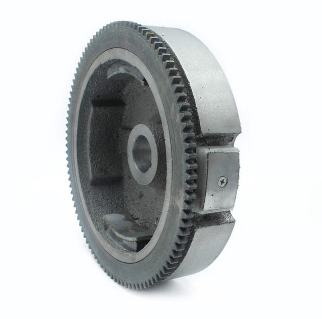 US $33 24 5% OFF|Exectric Flywheel Magnets Ring Gear For HONDA GX340 GX390  188F 11 13hp Gasoline Engine Motor Generator Water Pump Lawnmower-in Lawn