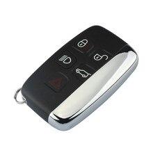 Запасной ключ дистанционного управления без ключа 433 МГц умный Автомобильный ключ для Land Rover Range Rover Sport Evogue LR4 роскошный 2010