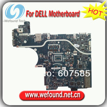 100% Working Laptop Motherboard for DELL E6410 LA-5471P HNGW4 Series Mainboard,System Board