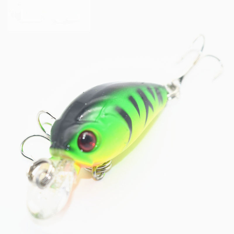 Hot Sale 4.5cm/4g Popper Fishing Lure Top water Crank bait hard Fish Bait For Saltwater Freshwater 6 Colors Optional FA-312 1set 10pcs soft silicone fishing lure bait freshwater saltwater