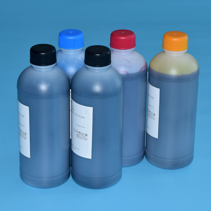 500ml Color Vivid Dye Ink for <font><b>Epson</b></font> Stylus Pro 4800 4880 <font><b>7800</b></font> 7880 9800 9880 Wide Format Inkjet Printer Ink <font><b>Cartridge</b></font> image
