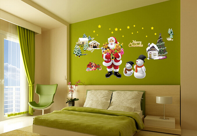 ᗚLP 1 Set 23*43 Inch Inch Removable PVC Decals ᗖ 2016 2016
