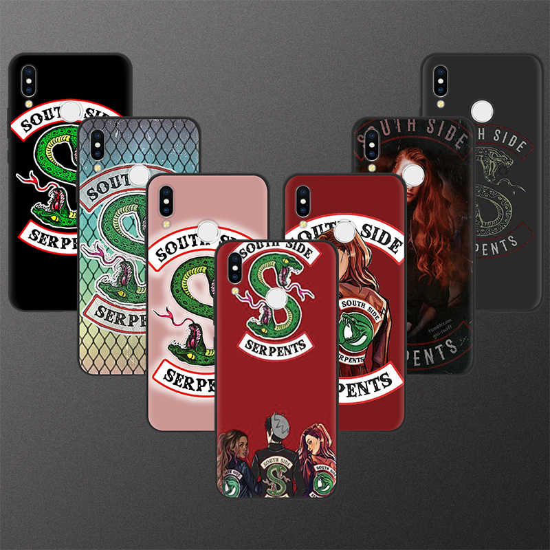 American TV Riverdale TPU Case For Coque Huawei P30 P20 Mate 20 10 Pro P Smart 2019 P8 P9 P10 Lite 2017 For Huawei P20 Pro Case