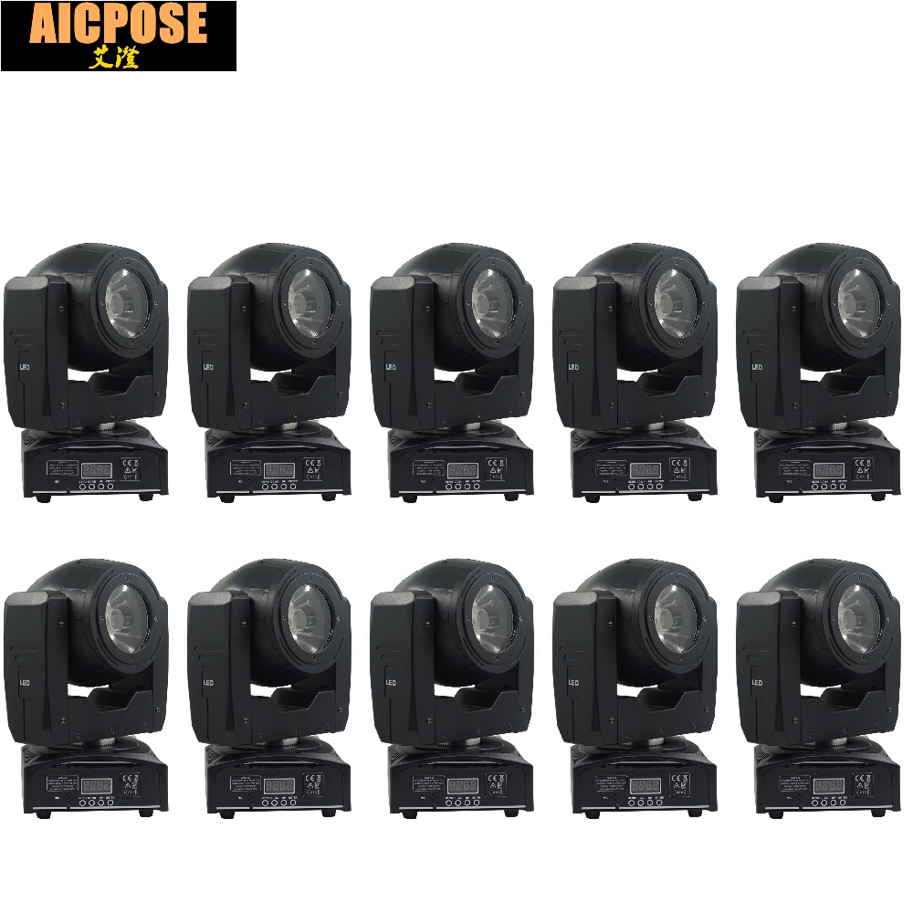 10pcs/lots 60W LED Beam Moving Head Light Spot Light with Rotation Function for DJ Disco Stage Projector Dmx 7/16 Channels10pcs/lots 60W LED Beam Moving Head Light Spot Light with Rotation Function for DJ Disco Stage Projector Dmx 7/16 Channels