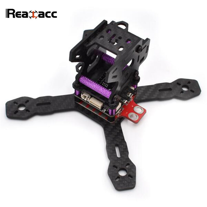 Original Realacc RX130 RX150 130mm 150mm 3mm Arm Carbon Frame Kit 5V 12V PDB XT60 Plug Connector For RC Models Multirotor korum xt tripod feeder arm в москве