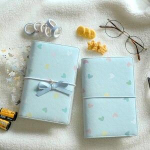 Image 3 - Lovedoki Koreaanse Creatieve Planner Kit Notebook & Bullet Tijdschriften A6 Planner Organisator Agenda 2019 Dagboek Kantoor & School Supplies