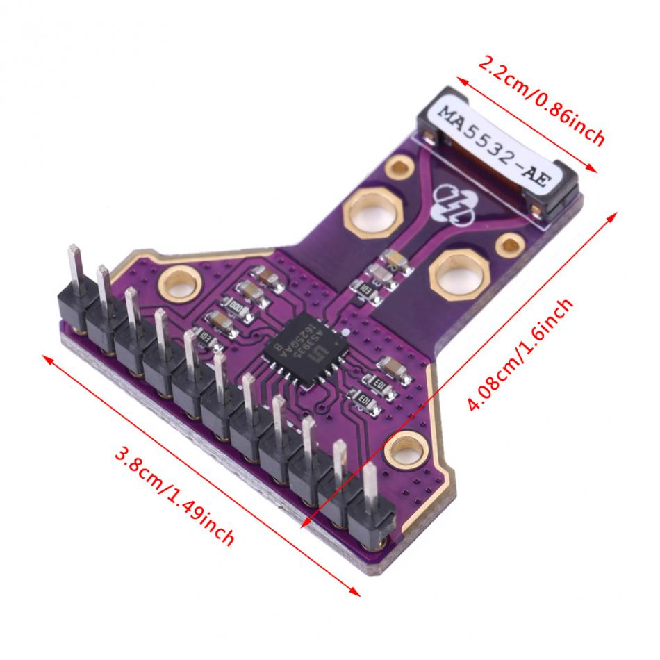 24v 55v As3935 I2c Lightning Sensor Strike Storm Distances Detector Circuit Accessories In Instrument Parts From Tools On Alibaba