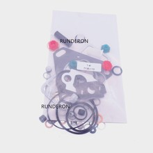 RUNDERON 7135-110 800410 Diesel Engine Fuel Injection Pump Gasket Set Copper Shim Sealing O-ring Repair Kit цена