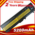 Nueva batería de litio portátil para ibm/lenovo thinkpad edge e520 15 ''e420 42t4708 42t4751 42t4791