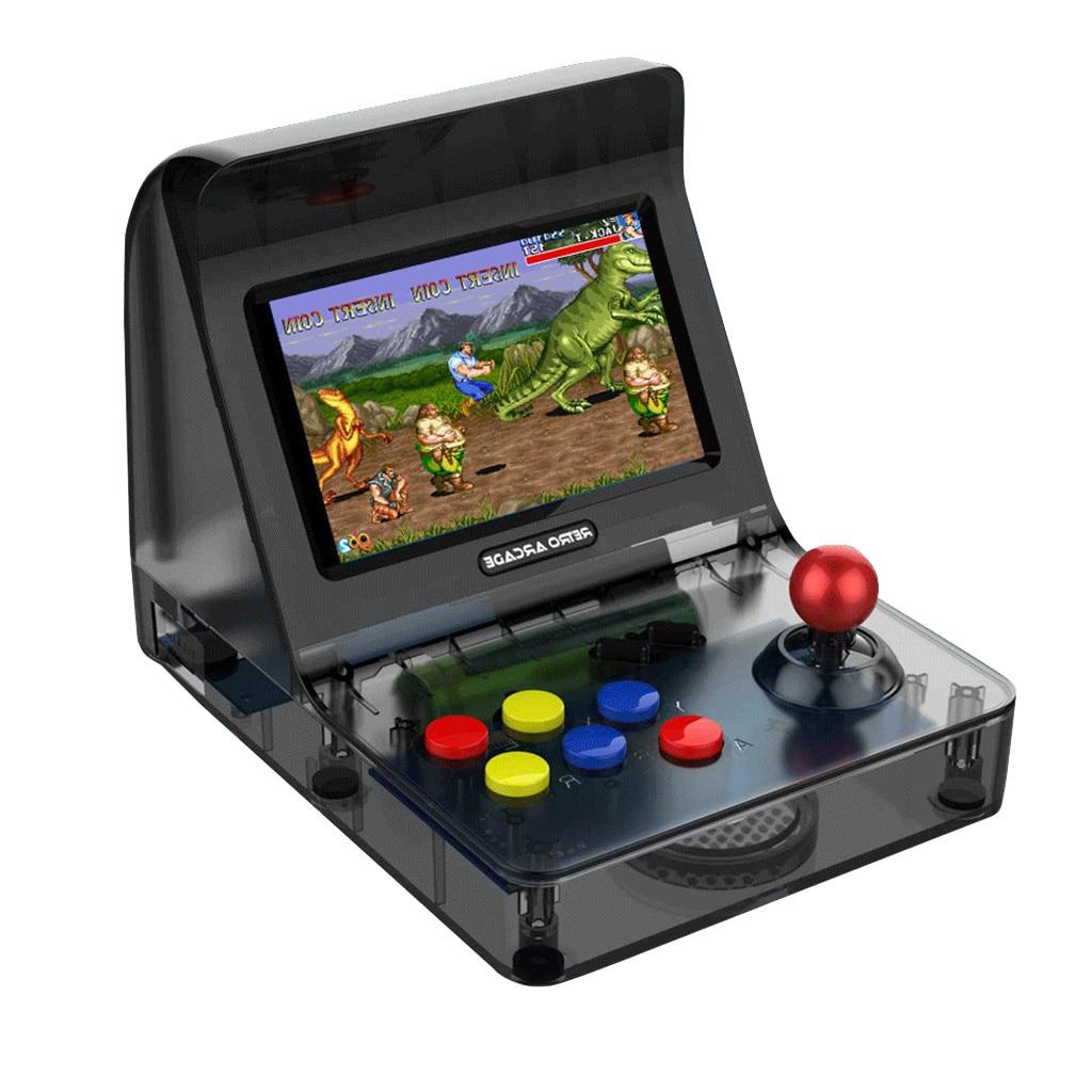 Jeu vidéo Mini 4.5 pouces Arcade jeu rétro Machines pour enfants avec 3000 classique jeux vidéo meilleur cadeau pour enfant nostalgique joueur