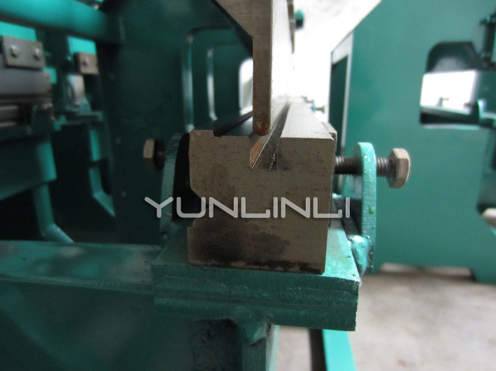 0 6m Manual Bending Machine Desktop Plate Bender Label Bending Machine For Right Angle Bending in Bending Machinery from Tools