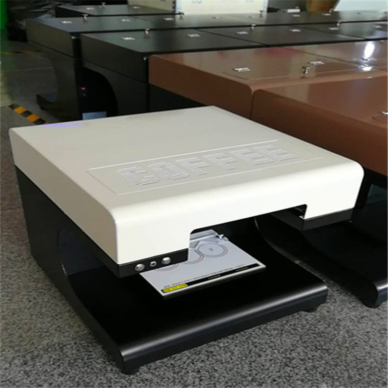 3D Digital Printer Machine Computer System Wireless Network Printer Interface Cappuccino Latte Coffee Printer