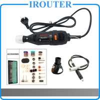 MINI Grinder 180W Portable Grinding Machine Variable Speed Dremel Electric Drill