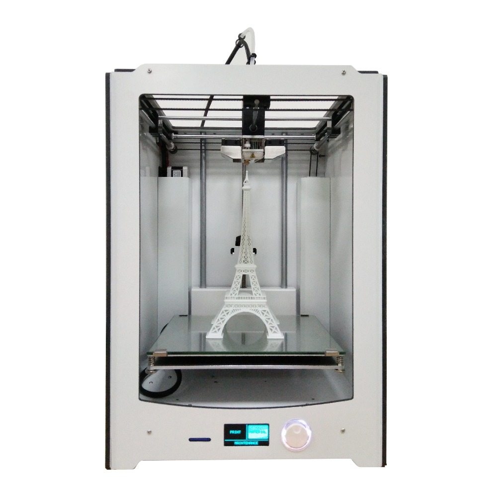 2017 hot sale polorbear Ultimaker 2 Extended  DIY KIT  best sale 3D Printer Include all Parts