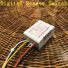 220 В интеллектуальный коммутатор оптовая Зондирования переключатель цифровой сегмент переключатель три пути четыре сегмента для led хрустальный потолок свет