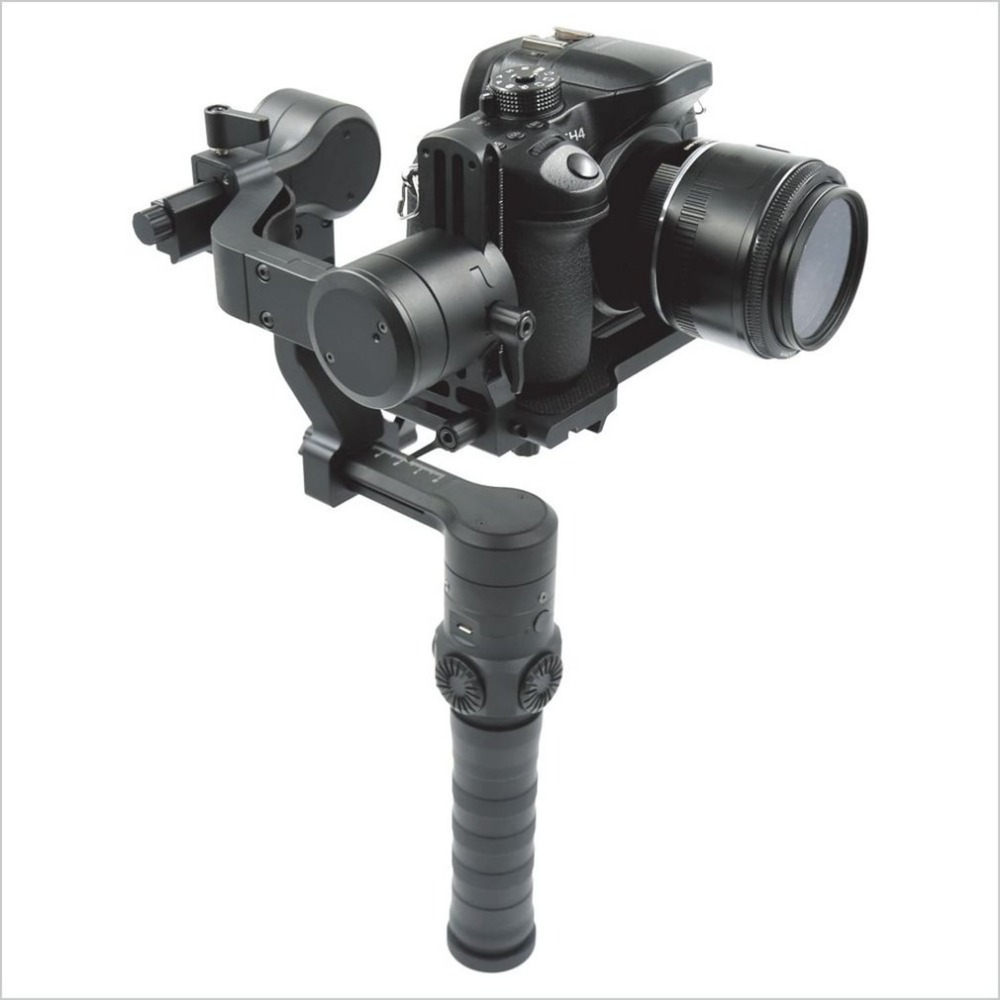 iSTEADY Three Axles Handheld Gimbal Professional Camera Stabilizer with Compact Aviation Aluminum Structure GS3 bestablecam horizon handheld gimbal hg3