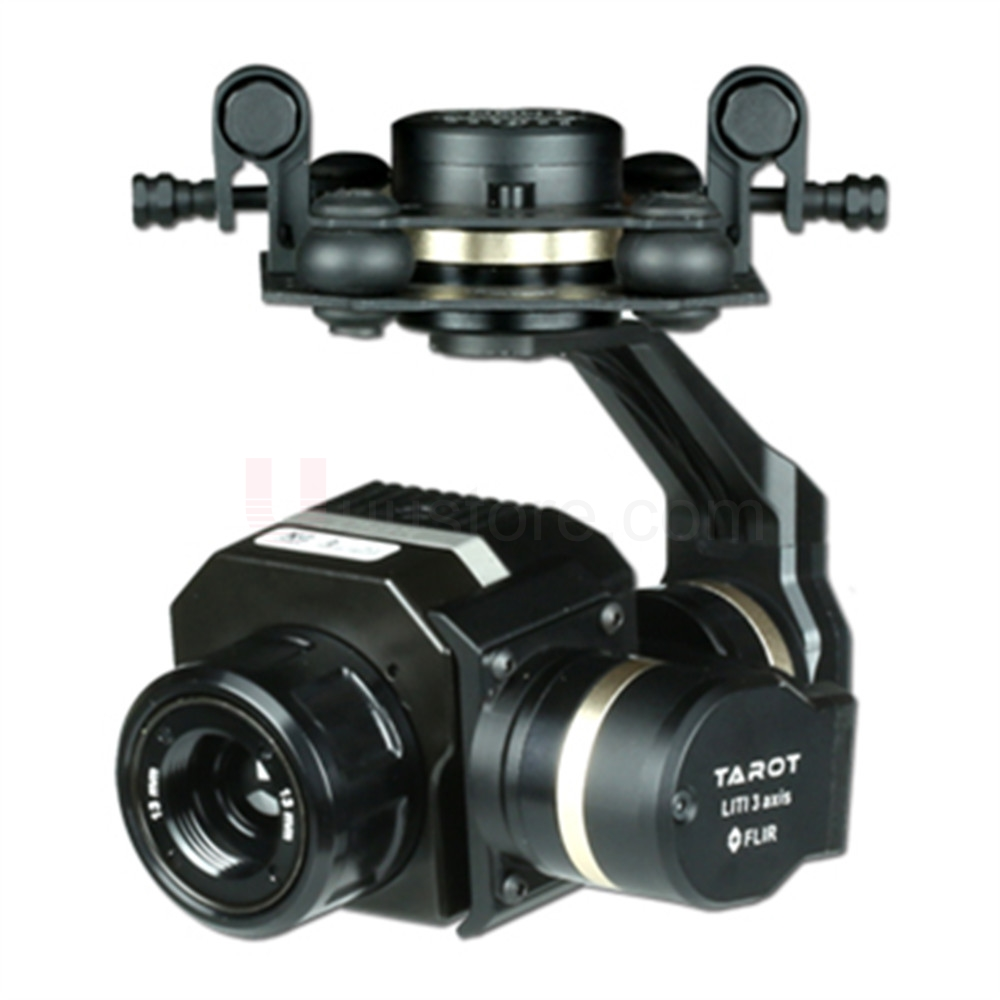 Tarot FLIR 3 Axis Gimbal with VUE 640 Camera Set (TL01FLIR) for FPV Quadcopter Drone Multicopter