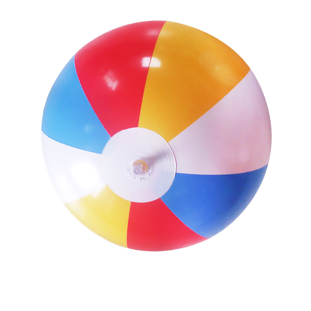 12inch Inflatable Balls Swimming/Pool Party Beach Ball Colorful For Kids Adults
