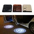 2 ШТ. LED Двери Автомобиля Свет Лампы Добро Пожаловать Логотип Проектор Тень Свет для VW Passat B6 B7 CC Golf 6 7 Jetta MK5 MK6 Tiguan Scirocco